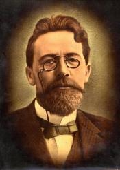 Anton Tcheckov, médecin et écrivain russe (1860-1904)