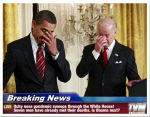 Obama Biden non-verbal